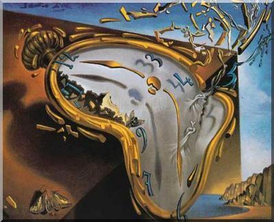 La fuite du temps(sonnet français) - aphrodithe