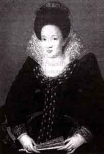 Zainte Zeanne Françoise de Zantal