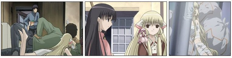 Animation Japonaise ❖ Chobits
