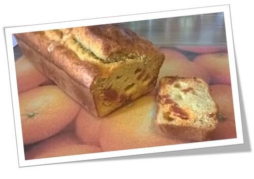Cake chorizo/comté
