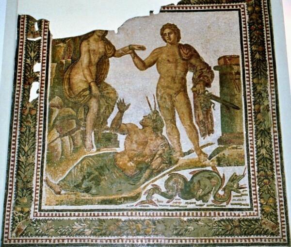 Délivrance d'Andromède par Persée