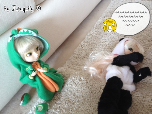 Séance 1 : Arrivée de Miyuki