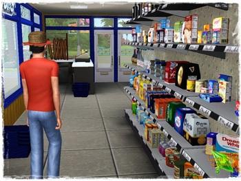 Épicerie de l'île