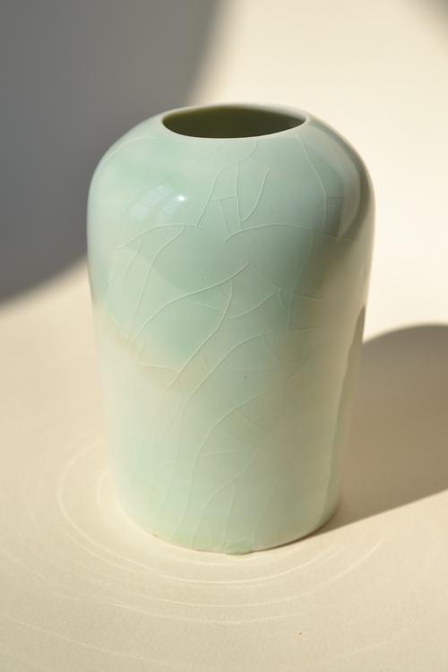 petits vases, photophore, et brûles encens