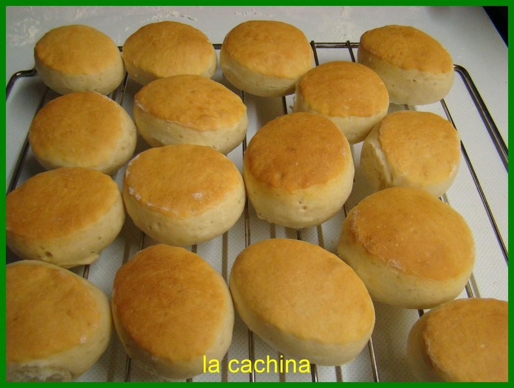Petits pains salés pour lunch ou autre