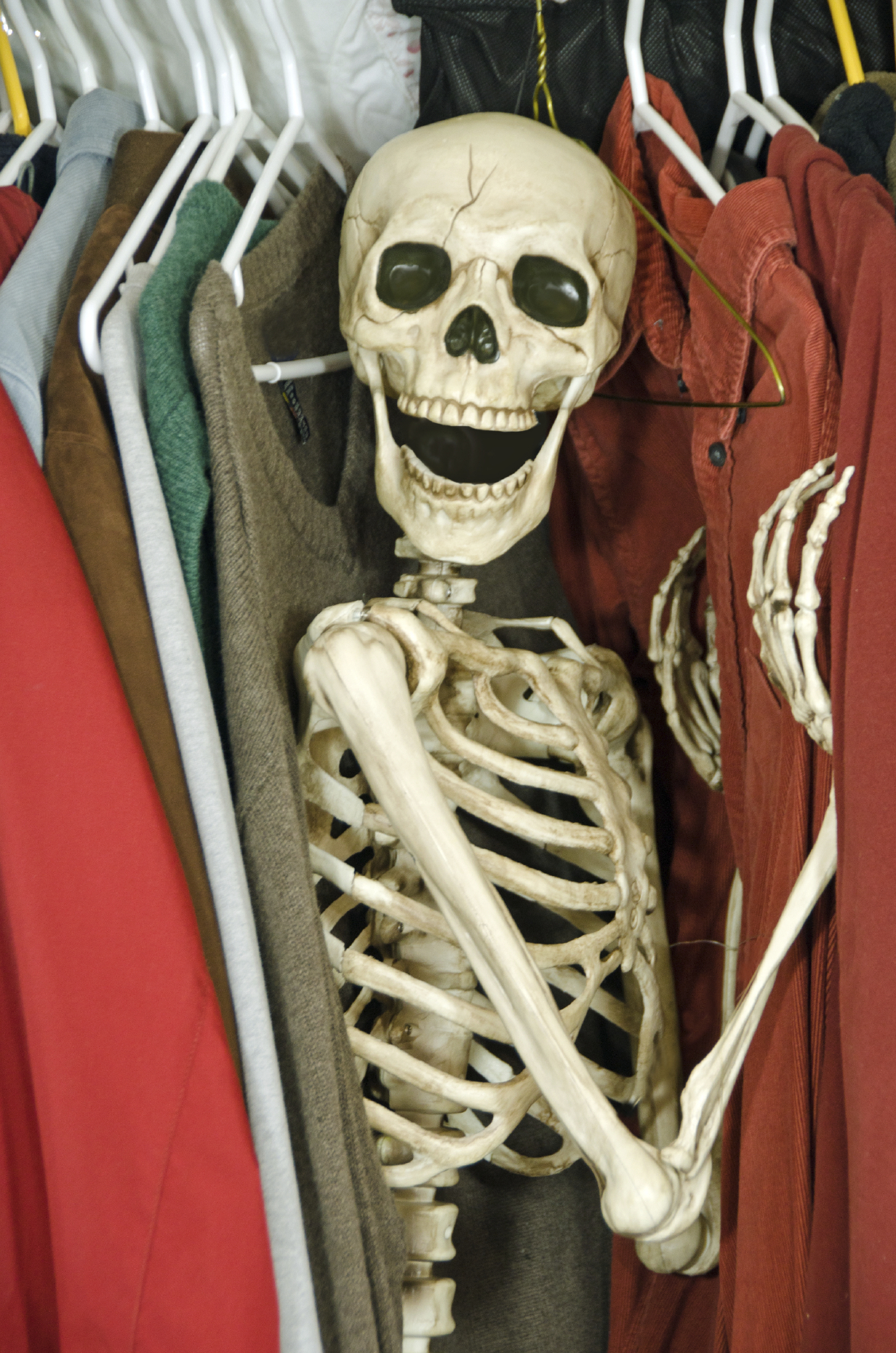 English Idioms To Have A Skeleton In The Cupboard English