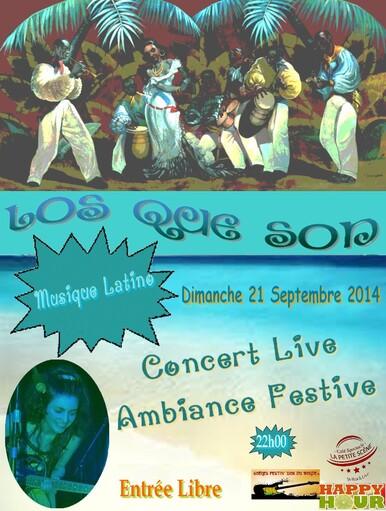 ☆ Concerts Septembre - Les Dimanches