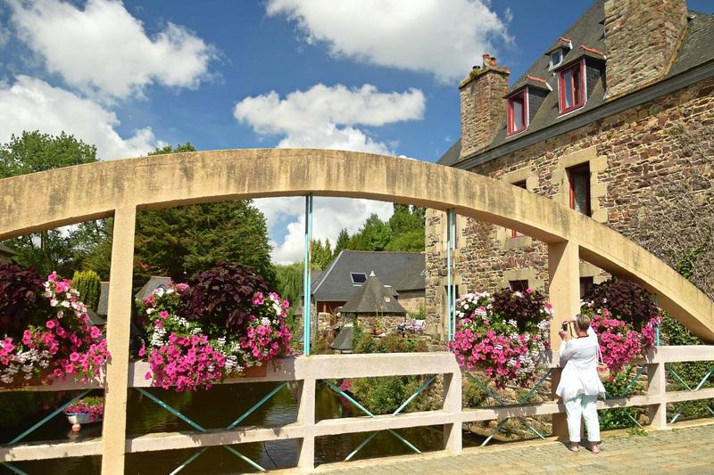2016.08.09 Longivy de la Mer, Pontrieux, Château Roche-Jagu, Tréguer (région Bretagne) 1