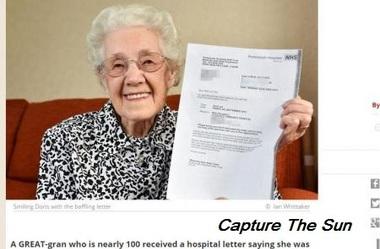 Doris, presque 100 ans et… enceinte