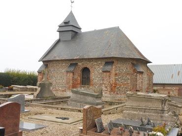 Saint-Ouen-le-Mauger - Eglise Saint-Ouen (XIIe-XVIIIe s.)