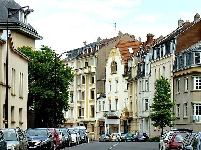 Autour du centre ville 16 Marc de Metz 27 01