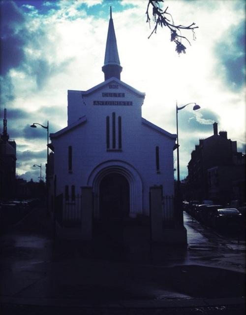 Temple Antoiniste de Paris 13e, 18, rue Wurtz (photo de nora_makhloufi, sur picbabun.com)