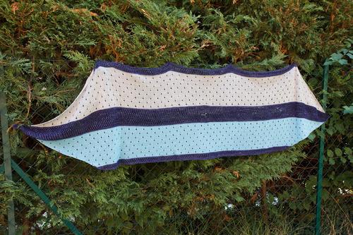 Mylène - Tricot : Chale Cardinia Wrap