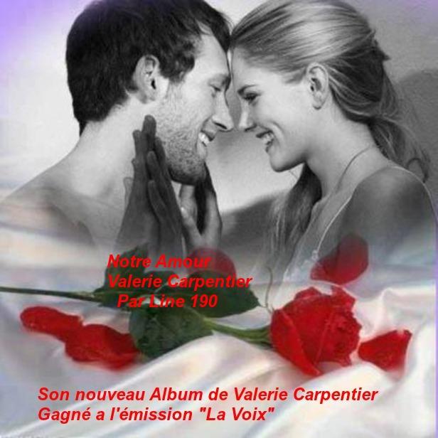 Notre Amour   Valerie Carpentier     Par Line 190