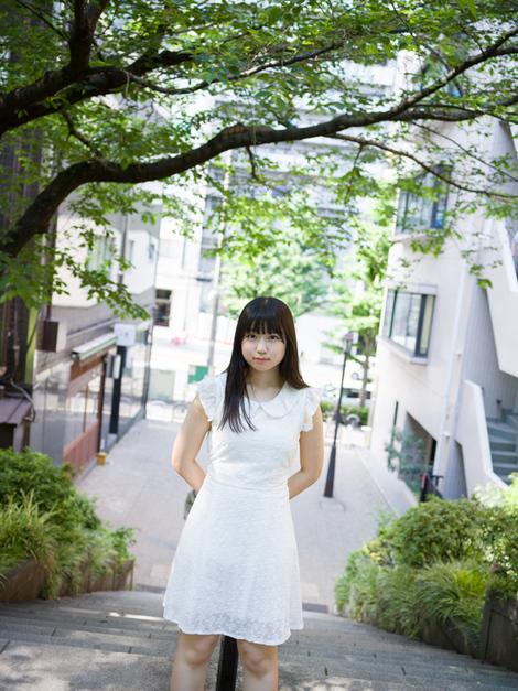Models Collection : ( [TOKYO IDOL NET] - |2017.06.13| PORTRAIT / Rin Suzukake/涼掛凛 ( JELNO!/じぇるの! ) )