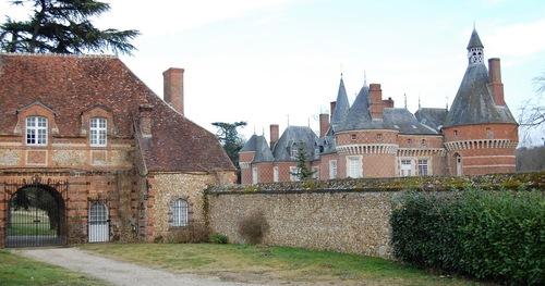 Château de Maillebois (Eure et Loir)