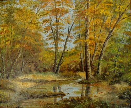 L'automne en Forêt du Gâvre