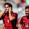 Mercredi 10.8.206 à Belo Horizente J.O 2016 EN-Portugal 1-1 penalty cadeau pour les portugais