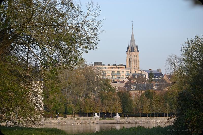 Ma balade du 1er novembre au Parc du Château de Rambouillet