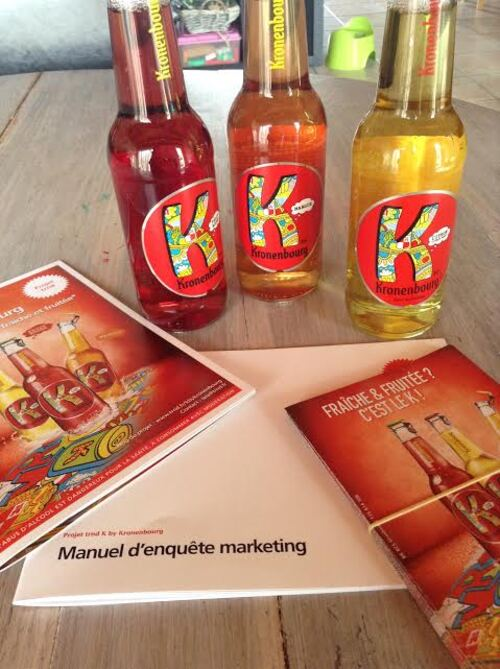 Test: K by Kronenbourg