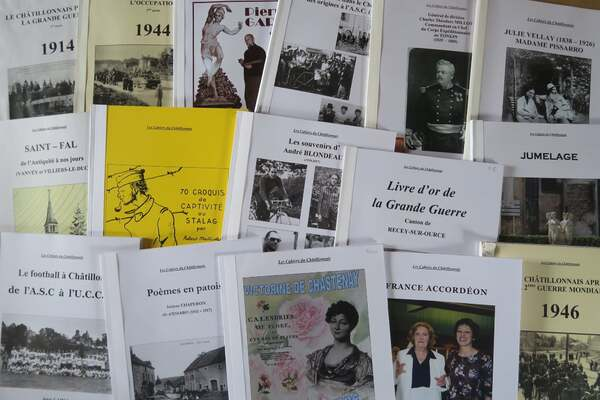 Le dernier bulletin 2020 des Amis du Châtillonnais est paru !