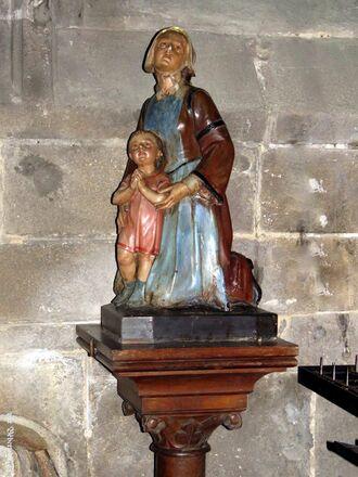 Notre Dame du paradis d'Hennebont