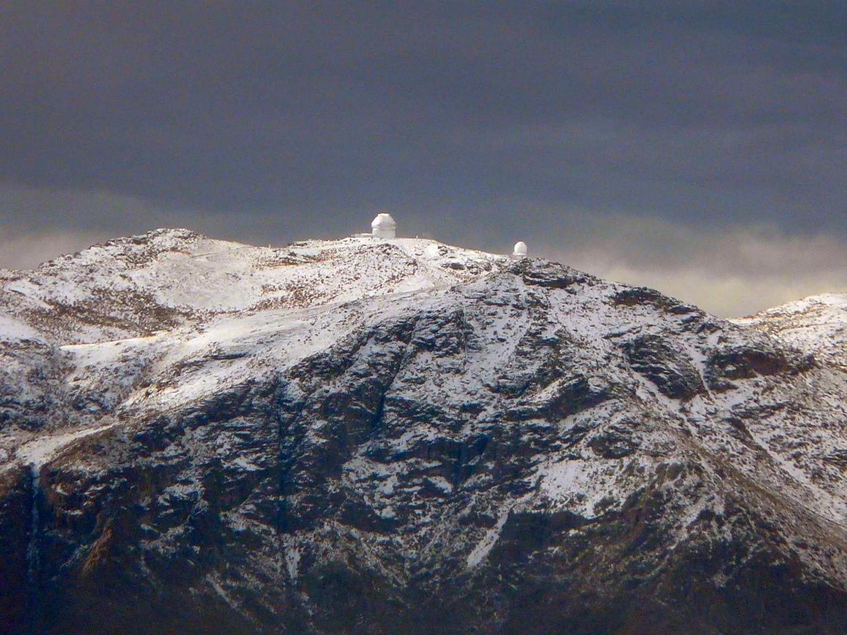 cerro pachon