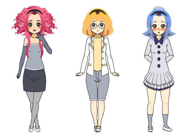 [Pokemonde] The Sisters Emotions
