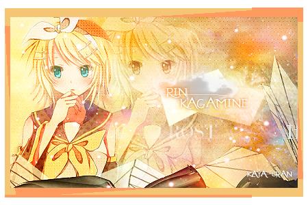 Rin Kagamine (1)