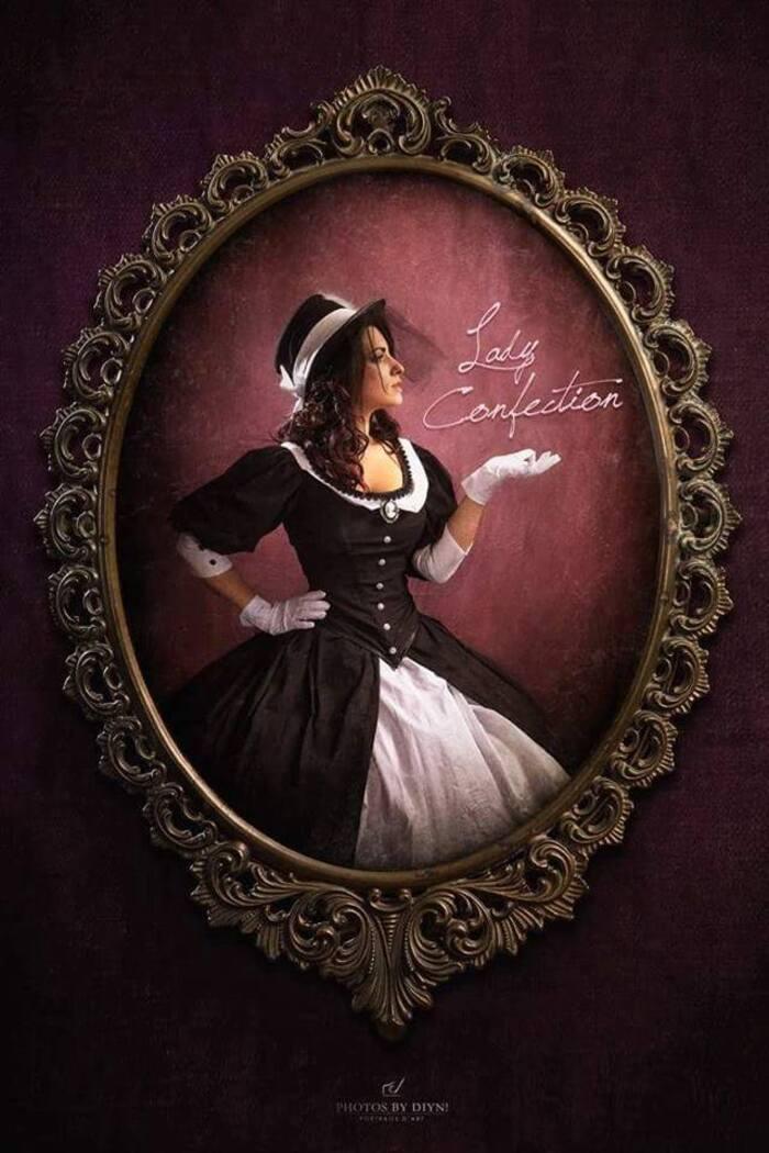 Lady Confection, créatrice