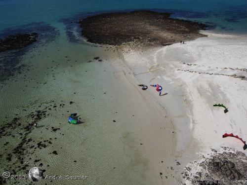 Un petit tour aux dunes