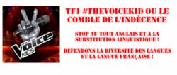TF1 #thevoicekid ou le comble de l'indécence – par Floreal (IC.fr 24/09/2016)