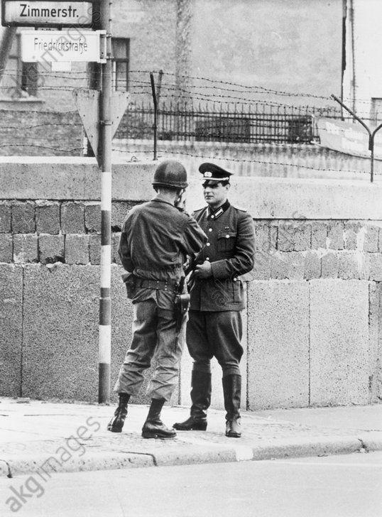 Bombardements sur Berlin-Est