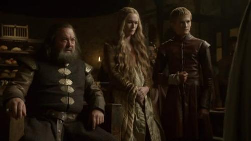 Les trois frères Baratheon
