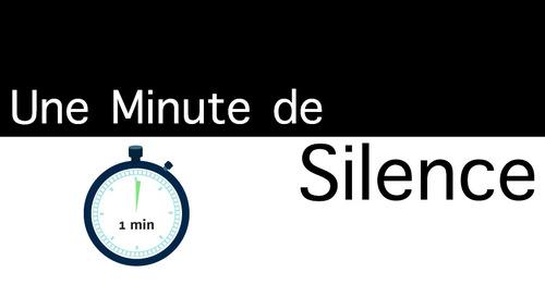 Attentat de Nice : une minute de silence dans toute la France
