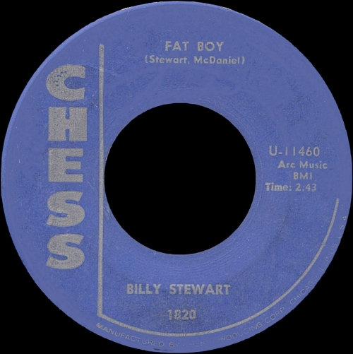 "Billy Stewart : CD "" The Complete Singles : 1956-1965 "" Soul Bag Records DP 23 [FR]"