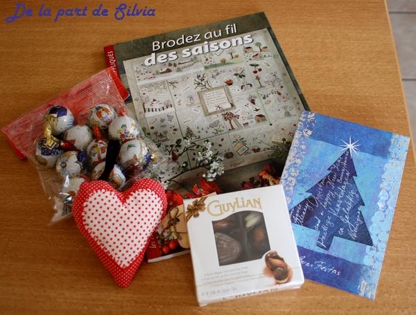 Noël 2013 ... de la part de Silvia