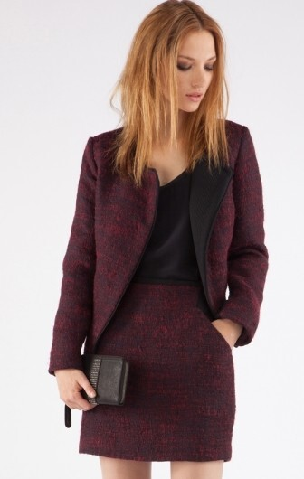 veste courte