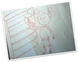 Dessins - Making off !