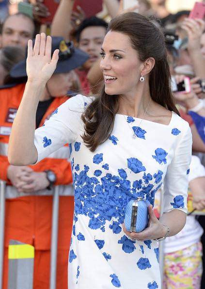 Kate fleurie