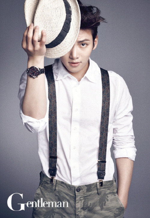 Ji Chang Wook - Gentleman Magazine June Issue '14