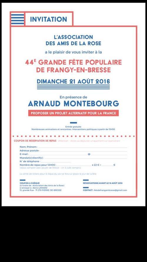 Frangy en Bresse 2016