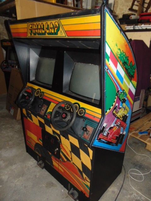 borne arcade final lap