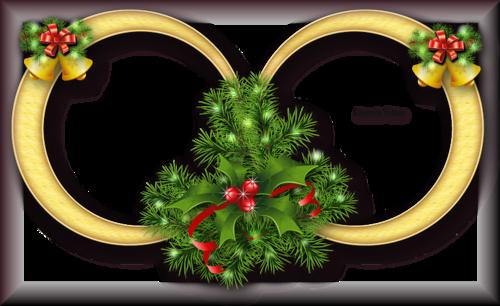 Tube Noel vectoriel 2850