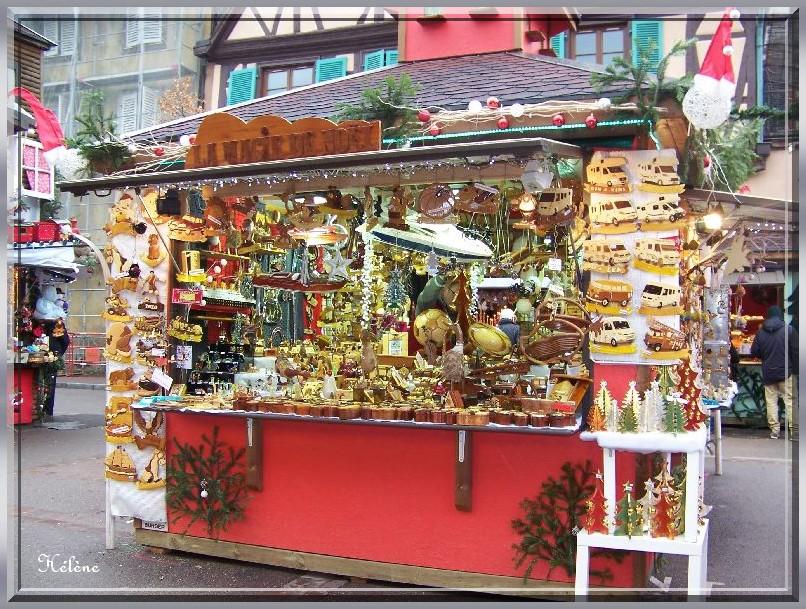 """vendredi 26 décembre 2014 """" le marché de noël à Colmar """" photos prisent le 15 décembre 2014"""