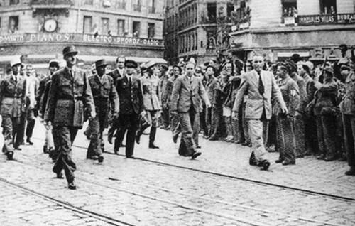 * 3 septembre 2015 - cérémonies commémoratives de la libération de Lyon