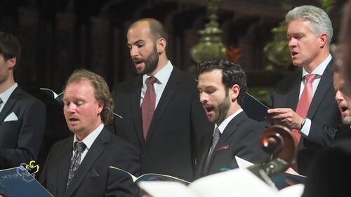 BARBER, Samuel - Agnus Dei. Rotterdam Sym. Chorus  (Musique classique)