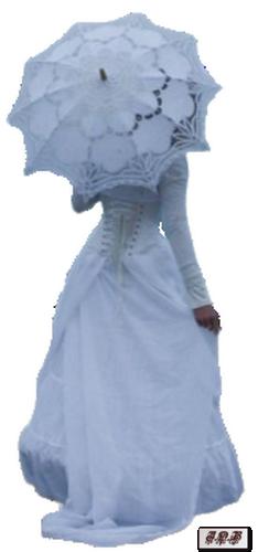 Tubes : Femme de dos