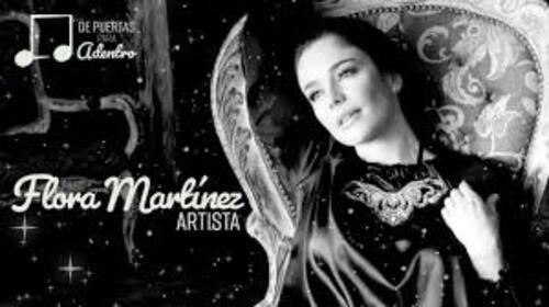 MARTINEZ, Flora - La Nave del Olvido  (Chansons espagnoles)