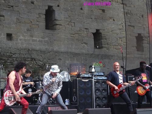 EUROPE : Mon live report avec photos et vidéos de Carcassonne le 21 juillet 2017
